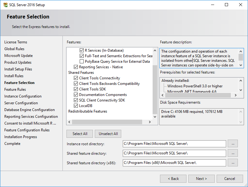 sql server 2012 express edition free download for windows 7