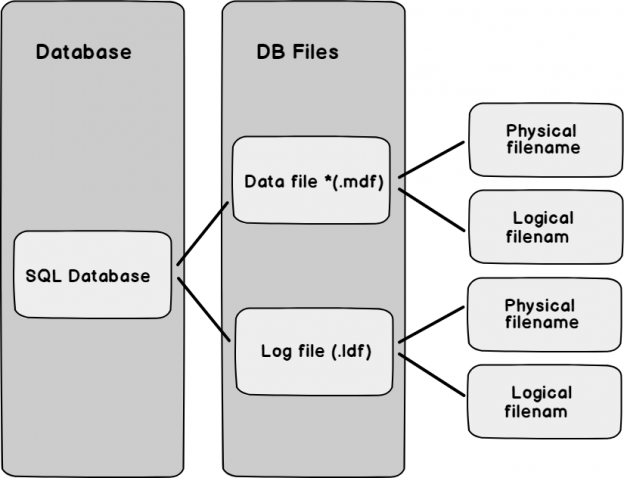 Renaming Logical And Physical File Names In Sql Server On Linux