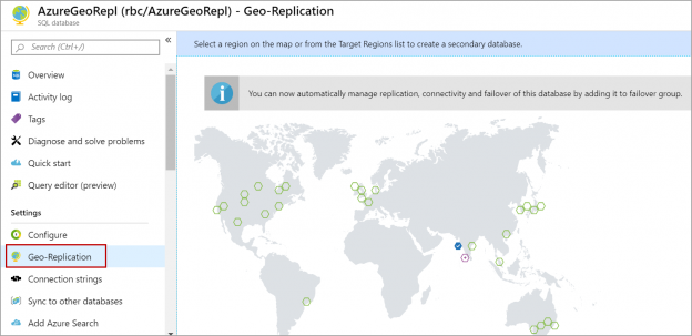 Geo-Replication