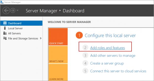 SQL Server cluster setup