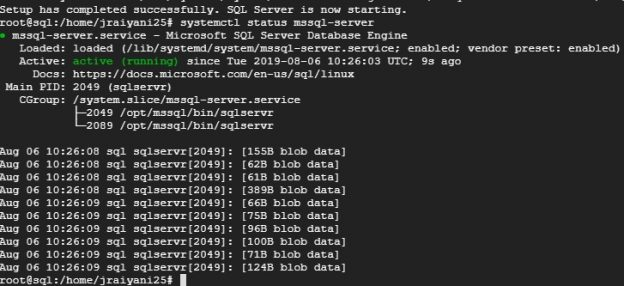 Check Server status, Active or InActive?