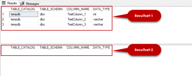 Table variables are stored in the tempdb database