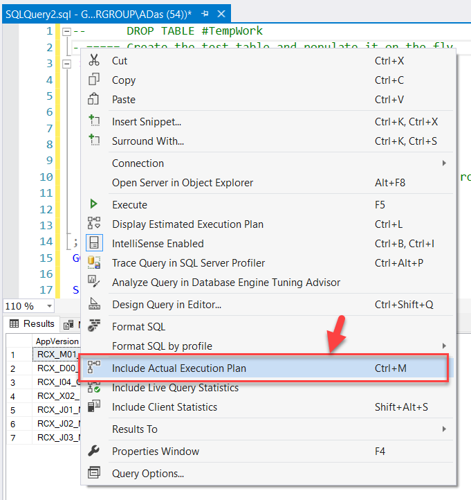 display actual execution plan in sql server - How To Get Next Value Of Sequence In Sql Server