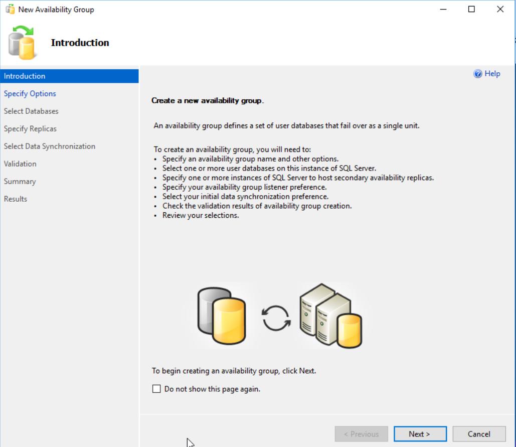 Install SQL Server 2019 on Windows Server 2016 with SQL Server