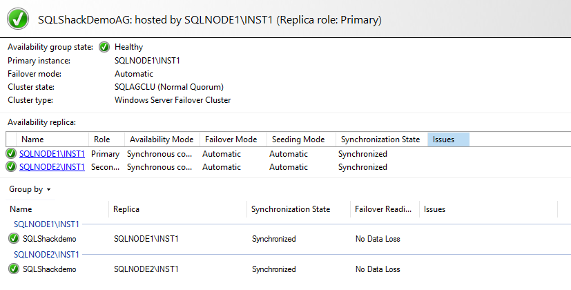 Refresh SQL Server Always On Availability Group databases using DBATools PowerShell