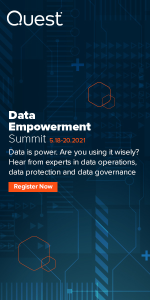 Data Empowerment Summit May 2021