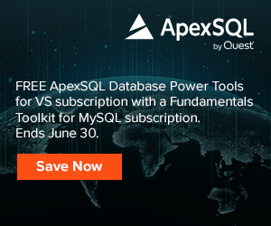 Check out ApexSQL pricing